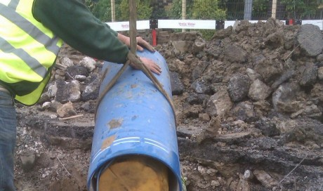 Whetstone Water Main Repair Works